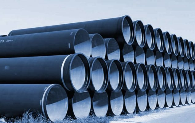 tubazioni per gasdotti a salerno